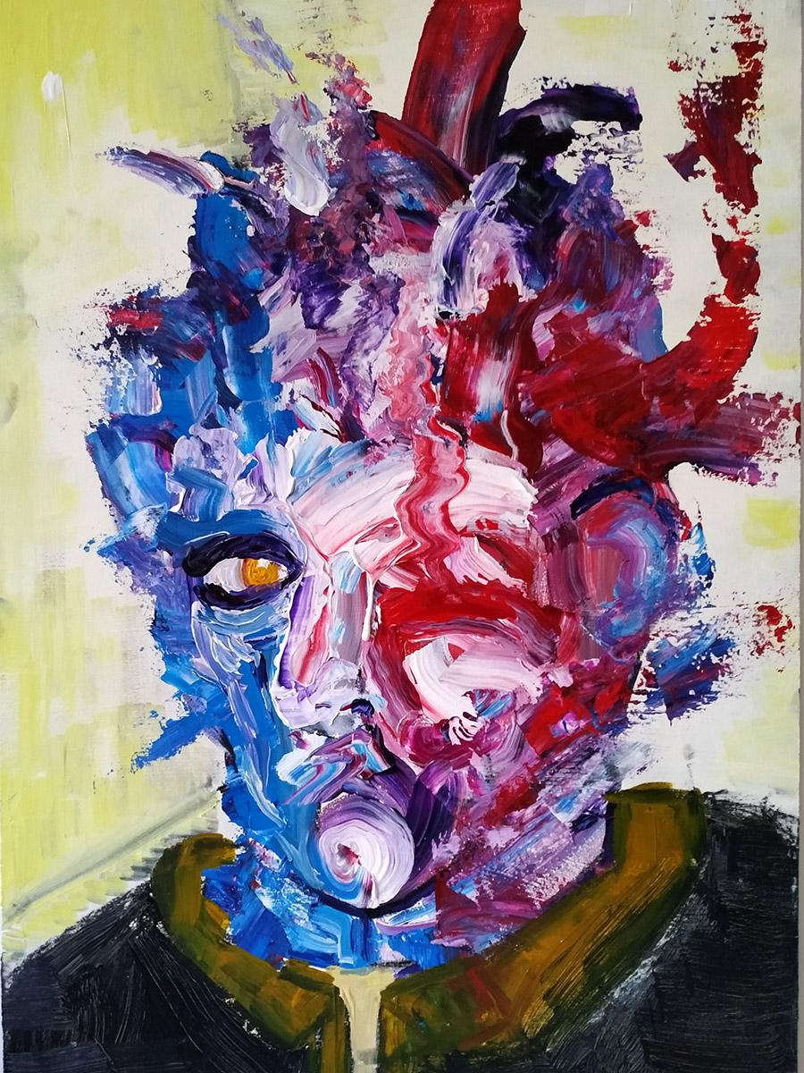 Retrato Psico Emocional 8